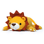 lion sewing pattern