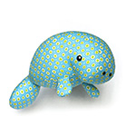 manatee sewing pattern