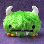 monster plush pattern