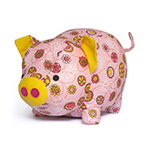 pig sewing pattern
